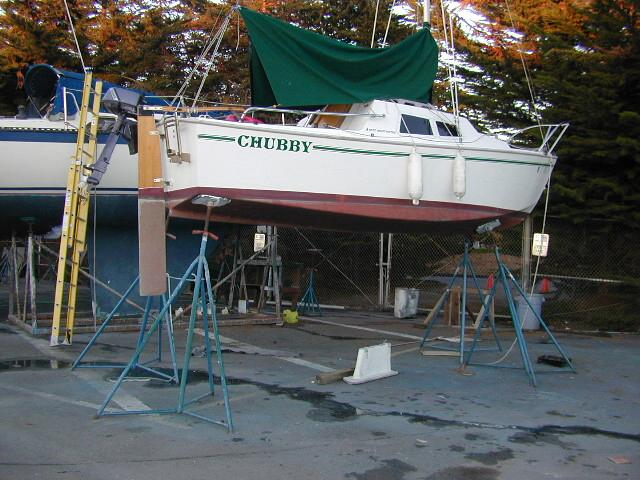 Another Side View Of The Cross Section Hull At